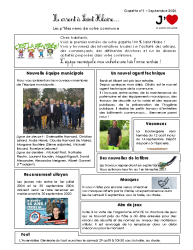 gazette n° 1 – septembre 2020